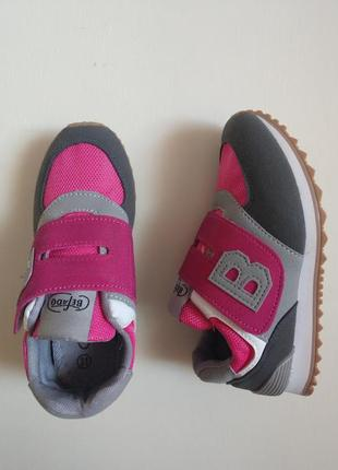 Кросівки дівчачі befado, 31,32,33 розміри.