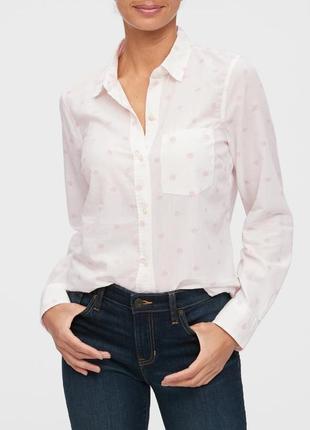 Новая рубашка gap (usa) оригинал