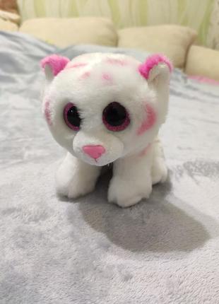 """Мягкая игрушка """"глазастик"""" кот 16см"""