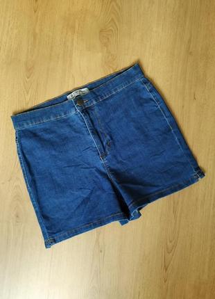 Джинсовые шорты от denim co