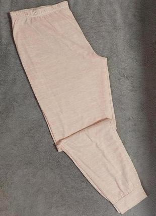Штаны для дома и сна, 16-18 размер (евро 44-46), замеры