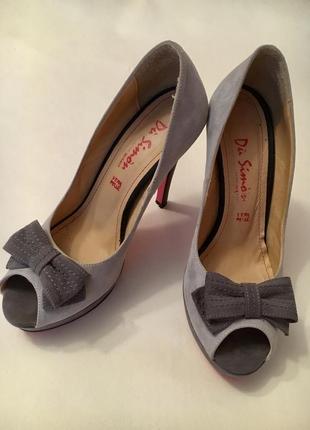 Туфельки vera pelle