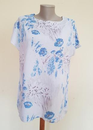 Нежная трикотажная блузочка casamia