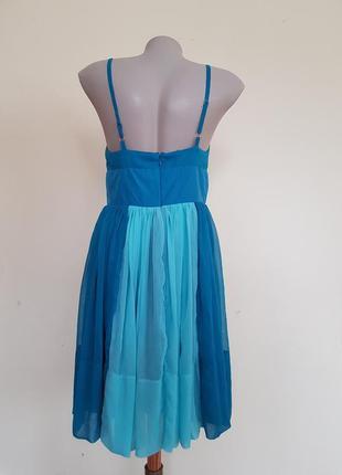 Красивое брендовое нарядное платье cubus5 фото