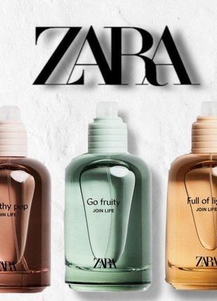 Zara join life 100 ml оригінал іспанія