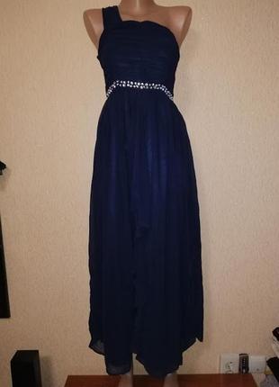 Красивое, нарядное женское коктейльное, вечернее платье marylebone
