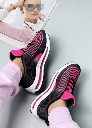 Женские яркие текстильные кроссовки