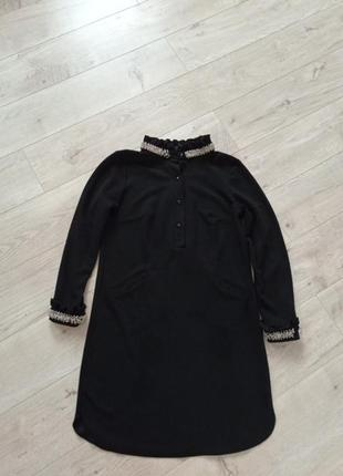 Платье рубашка сукня