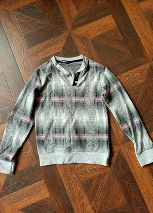 Кофта в школу свитер реглан