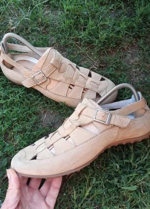 Шикарные сандалии geox