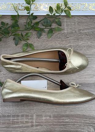 🌿39🌿 европа🇪🇺 h&m. фирменные качественные комфортные туфли