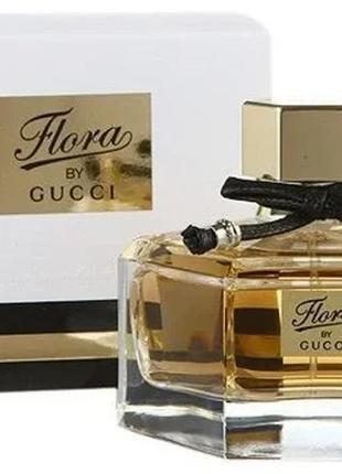 Gucci flora eau de parfum 75ml женская парфюмированная вода уценка