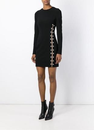 Маленькое черное платье versace