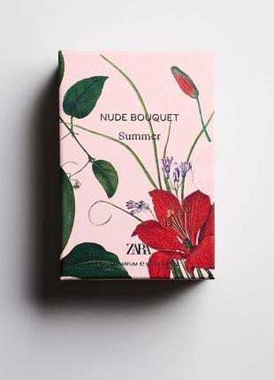 Zara nude bouquet summer edp 100ml