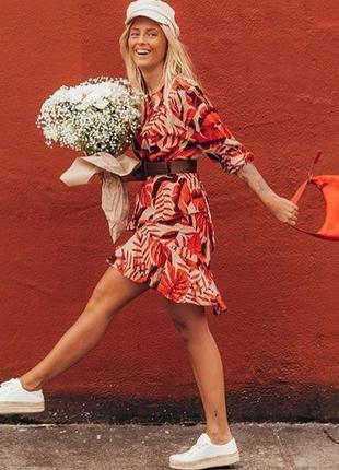 Платье johanna ortiz x h&m!