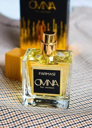 Жіноча парфумована вода omnia