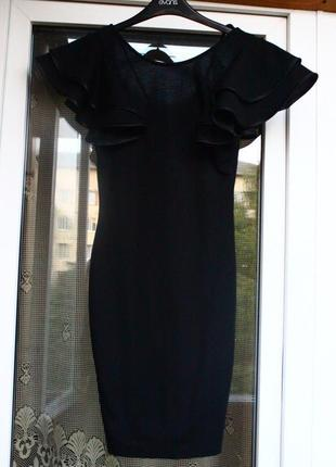 Asos, шикарное, платье, плаття, сукня, чёрное, чорне