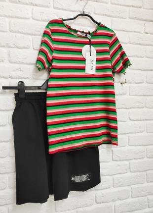 Трикотажная футболка na-kd