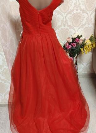 Невероятно красивое,вечернее,нарядное,выпускное платье