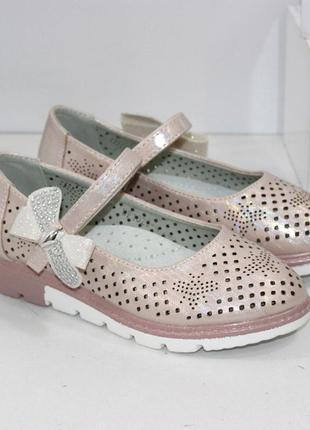 Туфли для девочки на девочку