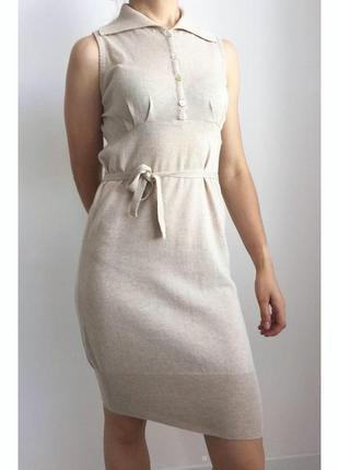 Платье, плаття бежеве, трендовое платье, нюдовое платье, платье 2021, платье италия.