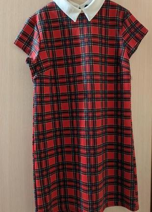 Платье трендовой модели сток размер s