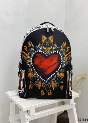 821514 рюкзак в стиле d&g