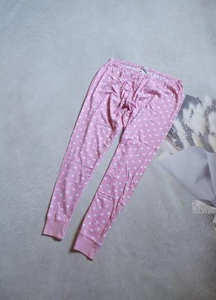 Домашние штаны в горошек р.4xl-5xl