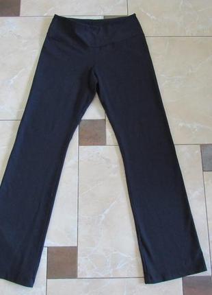 Женские спортивные брюки стрейч  с эластичной резинкой на талии  gg\xg