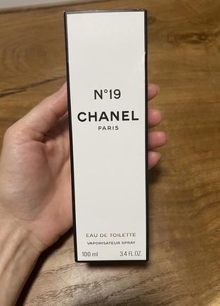 Chanel 19 оригинал