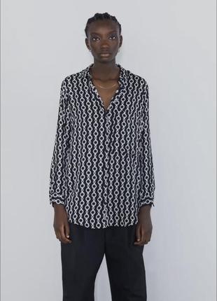 Платье рубашка в цепи рубашка удлинённая с вискозы