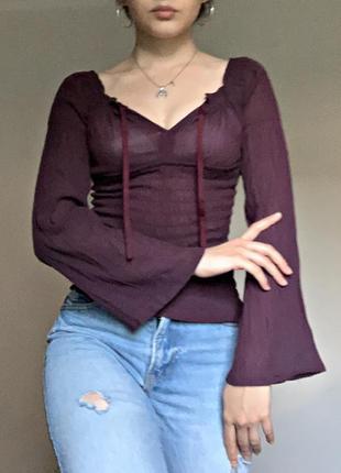 Летняя женская блузка от бренда «оrsay»/ блузка жіночі