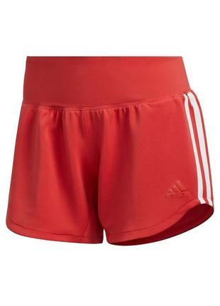 Яркие спортивные шорты adidas wmns 3-stripes gym.