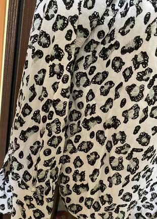 Котоновая блузка asos