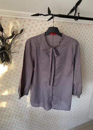 Лаконичная и статусная блуза hugo boss