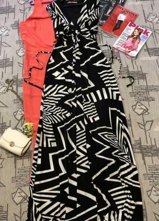 Стильное длинное платье, marks&spenser, размер  xs-s