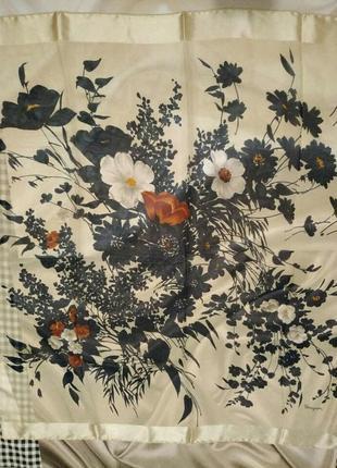 Шелковый платок bayron3 фото