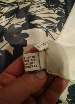Шелковый платок bayron4 фото