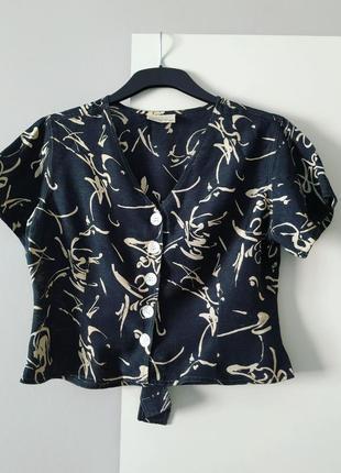 Летний топ блуза dorothy perkins