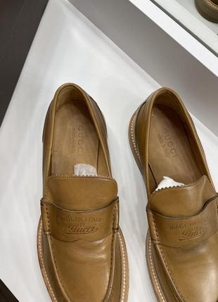 Лоферы туфли gucci4 фото