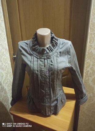 Куртка пиджак р. s-m