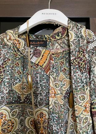 Итальянская блузка asos
