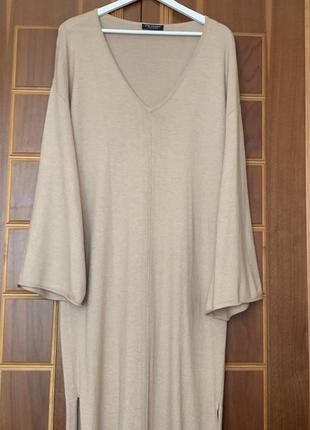 Платье люкс кашемир бленд twin set
