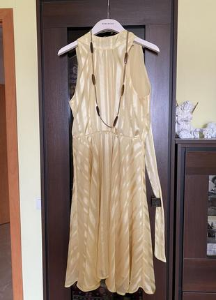 Нарядное миди платье asos