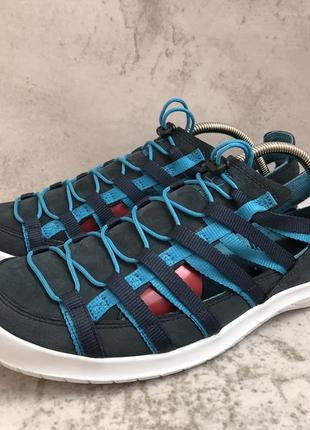 Летние кроссовки сандалии timberland earthkeepers helion sandal