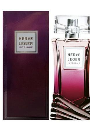 Avon herve leger intrigue аромат духи парфюм туалетная парфюмированная вода
