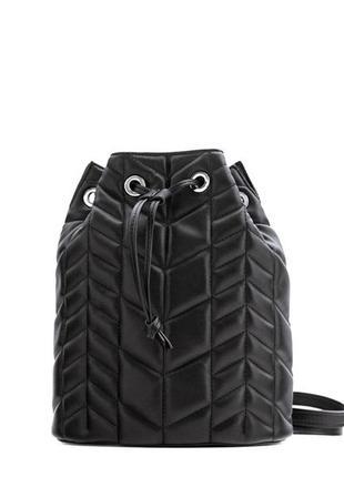 Рюкзак-сумка zara