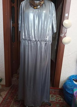 Платье,новое,батал,7xl, ц . 350 гр