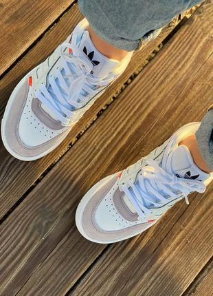 Кожаные кроссовки7 фото