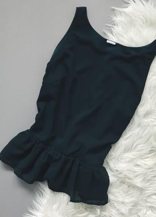 Зеленая блуза vero moda
